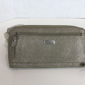 Fossil Metallic Wallet